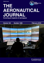 The Aeronautical Journal Volume 123 - Issue 1260 -