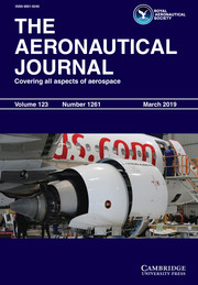 The Aeronautical Journal Volume 123 - Issue 1261 -