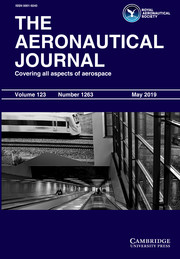 The Aeronautical Journal Volume 123 - Issue 1263 -