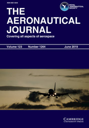 The Aeronautical Journal Volume 123 - Issue 1264 -