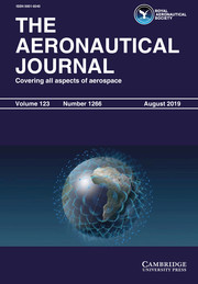 The Aeronautical Journal Volume 123 - Issue 1266 -