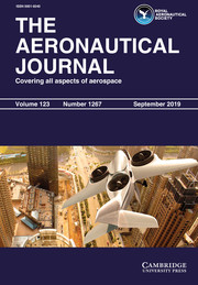 The Aeronautical Journal Volume 123 - Issue 1267 -