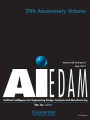 AI EDAM Volume 26 - Issue 2 -  Design Computing and Cognition (DCC'10)