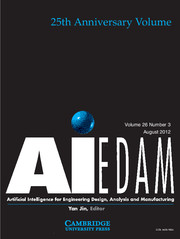 AI EDAM Volume 26 - Issue 3 -  Sketching and Pen-Based Design Interaction