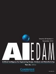 AI EDAM Volume 28 - Issue 4 -  Design of Complex Engineered Systems