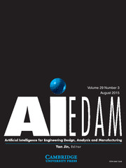 AI EDAM Volume 29 - Issue 3 -  Affordances in Design