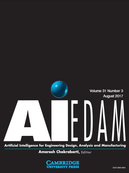 AI EDAM Volume 31 - Special Issue3 -  Uncertainty Quantification for Engineering Design