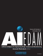 AI EDAM Volume 32 - Special Issue4 -  Design Creativity