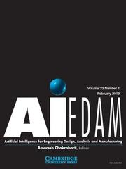 AI EDAM Volume 33 - Issue 1 -