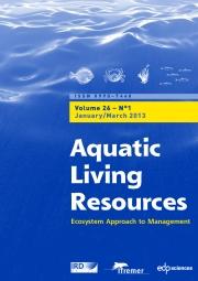 Aquatic Living Resources Volume 26 - Issue 1 -
