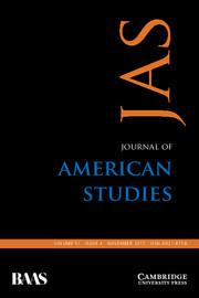Journal of American Studies Volume 51 - Special Issue4 -  Exploring the Global History of American Evangelicalism