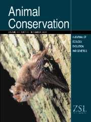Animal Conservation forum Volume 6 - Issue 4 -