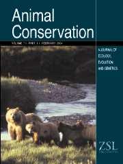 Animal Conservation forum Volume 7 - Issue 1 -