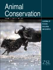 Animal Conservation forum Volume 7 - Issue 2 -
