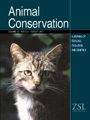 Animal Conservation forum Volume 8 - Issue 3 -