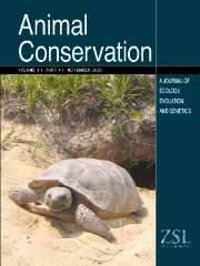 Animal Conservation forum Volume 8 - Issue 4 -