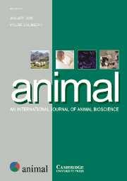 animal Volume 2 - Issue 1 -