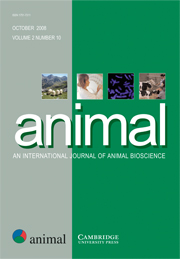 animal Volume 2 - Issue 10 -