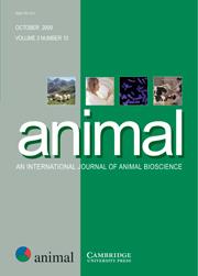 animal Volume 3 - Issue 10 -