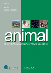 animal Volume 5 - Issue 5 -