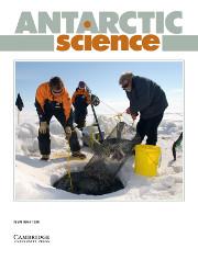 Antarctic Science Volume 27 - Issue 1 -
