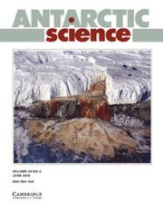 Antarctic Science Volume 28 - Issue 3 -