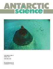 Antarctic Science Volume 29 - Issue 2 -