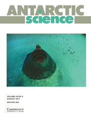 Antarctic Science Volume 29 - Issue 4 -