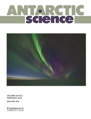 Antarctic Science Volume 30 - Issue 1 -