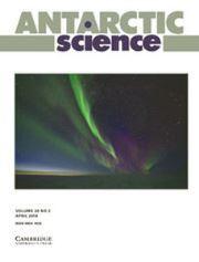 Antarctic Science Volume 30 - Issue 2 -