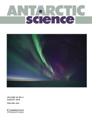 Antarctic Science Volume 30 - Issue 4 -