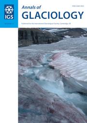 Annals of Glaciology Volume 59 - Issue 77 -