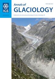 Annals of Glaciology Volume 60 - Issue 80 -