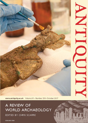Antiquity Volume 91 - Issue 359 -