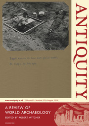 Antiquity Volume 93 - Issue 370 -