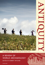 Antiquity Volume 94 - Issue 373 -