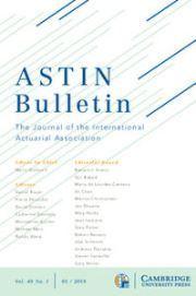 ASTIN Bulletin: The Journal of the IAA Volume 48 - Issue 1 -