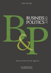 Business and Politics