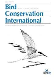Bird Conservation International Volume 15 - Issue 1 -