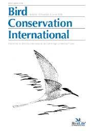 Bird Conservation International Volume 15 - Issue 2 -