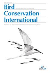 Bird Conservation International Volume 18 - Issue 2 -
