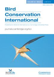 Bird Conservation International Volume 23 - Issue 2 -