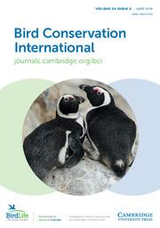 Bird Conservation International Volume 24 - Issue 2 -