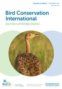 Bird Conservation International Volume 24 - Issue 4 -