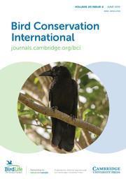 Bird Conservation International Volume 25 - Issue 2 -