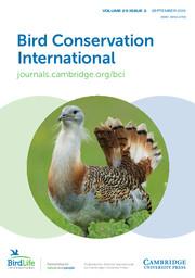 Bird Conservation International Volume 25 - Issue 3 -