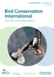 Bird Conservation International Volume 25 - Issue 4 -