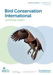 Bird Conservation International Volume 28 - Issue 3 -