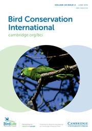 Bird Conservation International Volume 29 - Issue 2 -