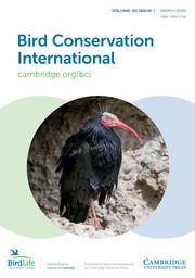 Bird Conservation International Volume 30 - Issue 1 -